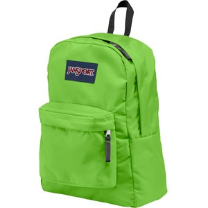 JanSport Superbreak Backpack - 1550cu in