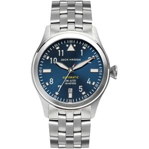 Jack Mason A101 Aviation Collection Stainless Steel Watch