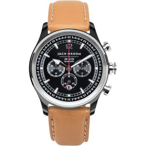 N102 Nautical Collection Pvd Tt Leather Watch