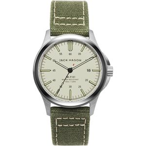 Jack Mason F101 Field Collection Canvas Watch