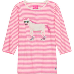 Joules JNR Ava Jersey Top - Long-Sleeve - Girls'