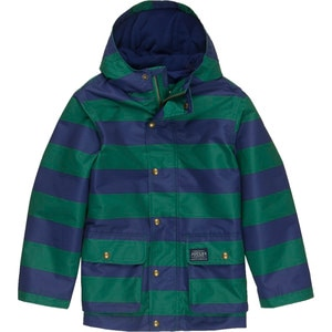 Joules JNR Maybury Fleece Lined Rain Jacket - Boys'