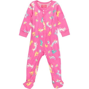 Joules Baby Razamataz One-Piece Long Underwear - Infant Girls'