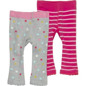 Joules Baby Lively Leggings - 2-Pack - Infant Girls'