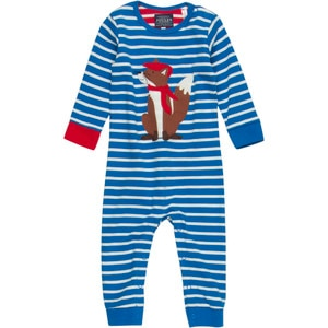 Joules Baby Fife One-Piece Pajama - Infant Boys'