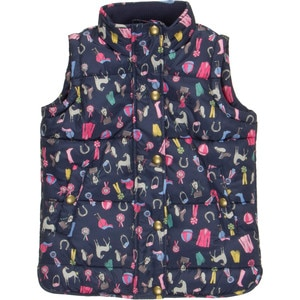 Joules Junior Marsha Vest - Girls'