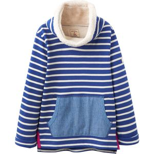 Joules Blakeney Patch Pocket Sweatshirt - Girls'