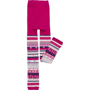 Joules Rona Fairisle Knit Leggings - Girls'