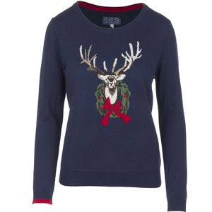 Joules Festive Sweater - Women's