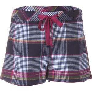 Joules Rae Printed Flannel Short - Women's
