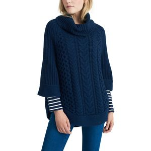 Joules Capability Poncho - Women's