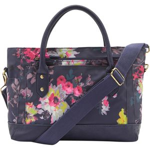 Joules Everyday Canvas Shoulder Bag