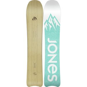 Jones Snowboards Hovercraft Snowboard - Women's