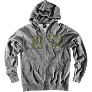 JSLV Issue Standard Full-Zip Hoodie - Men's