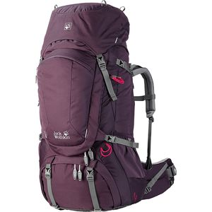 Jack Wolfskin Denali 60 Backpack - Women's - 3661cu in