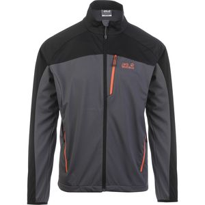 Jack Wolfskin Crosswind Softshell Jacket - Men's