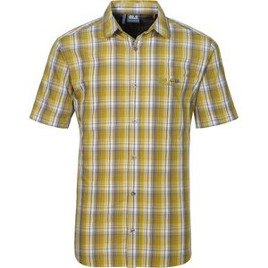 Jack Wolfskin Fairford Shirt - Short-Sleeve - Men's
