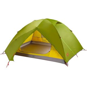 Jack Wolfskin Skyrocket III Dome Tent: 3-Person 3-Season