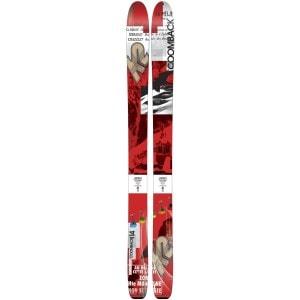 K2 Coomback 114 Ski