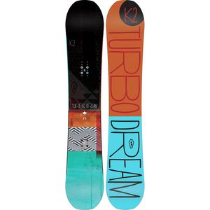 K2 Snowboards Turbo Dream Snowboard