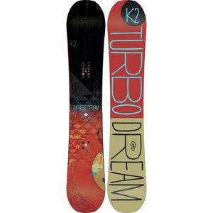 K2 Snowboards Turbo Dream Snowboard - Wide