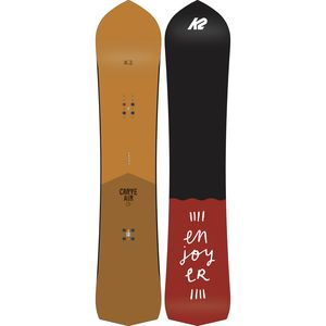 K2 Snowboards Carve Air Snowboard