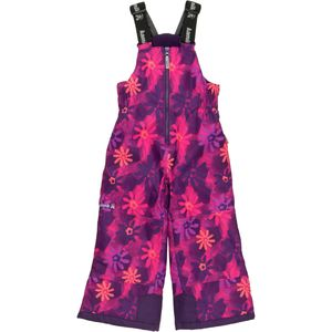 Kamik Apparel Winkie Floral Swirl Bib Pant - Toddler Girls'