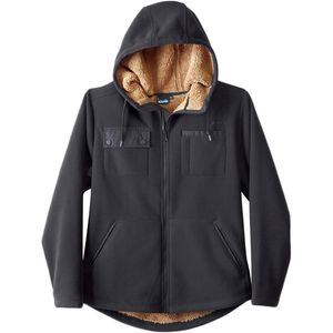 Kavu Fitzgerald Hooded Fleece Jacket - Men's