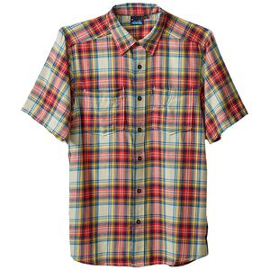 Kavu Scotty Bob Shirt - Short-Sleeve - Men's