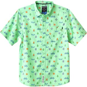 Kavu Festaruski Shirt - Short-Sleeve - Men's