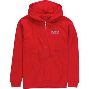 Kavu Mini Zip Full-Zip Hoodie - Boys'