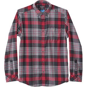 Kavu Huck Shirt - Long-Sleeve - Men's