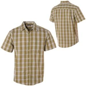 Kavu Mosey On Button-Down Short-Sleeve Shirt - Mens