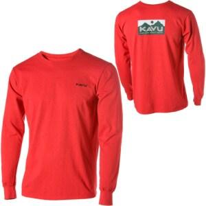Kavu Klear Above Etch T-Shirt - Long-Sleeve - Mens