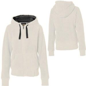 Kavu Snug Harbor Hooded Fleece Jacket - Womens