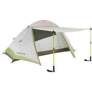 Kelty Gunnison 1.3 Tent w/ Footprint: 1-Person 3-Season