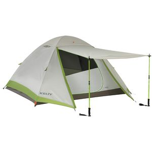 Kelty Gunnison 3.3 Tent w/ Footprint: 3-Person 3-Season