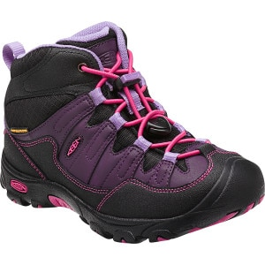KEEN Pagosa Mid WP Hiking Boot - Little Girls'