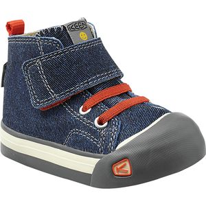 KEEN Coronado High Top Leather Shoe - Toddler Boys'