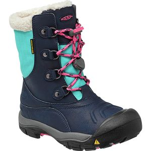 KEEN Basin WP Boots - Little Girls'