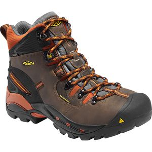 KEEN Pittsburgh Soft Toe Boot - Wide