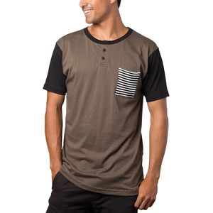Krochet Kids intl. Pocket Henley Crew - Men's