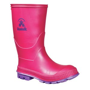 Kamik Stomp Rain Boot - Girls'