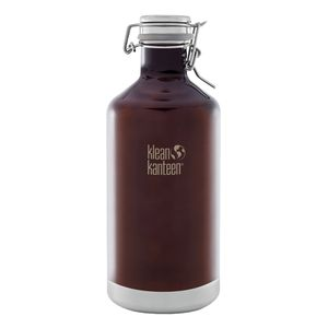 Klean Kanteen 64oz. Vacuum Insulated Water Bottle with Swing Lok Cap
