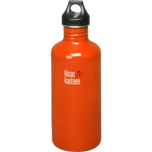 Klean Kanteen 40oz Classic Water Bottle with Loop Cap