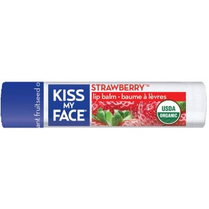 Kiss My Face Organic Lip Balm