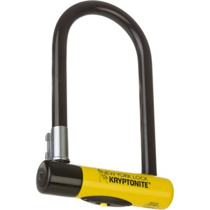 Kryptonite New York STD U-Lock with Bracket