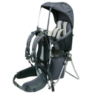 photo: Lafuma Walkid Liftback child carrier