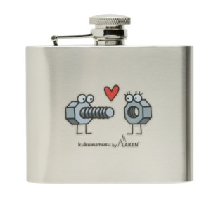 photo: Laken Kukuxumusu Flask water bottle