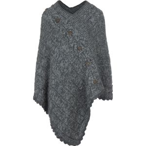Laundromat Veronique Poncho Sweater - Women's